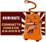 Community Choice Awards Nominate
